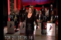 Tóth Vera és a Budapest Jazz Orchestra Fábrynál