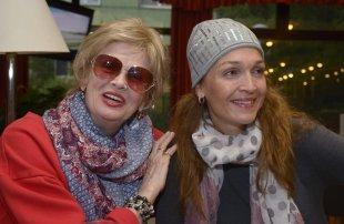 Tordai Teri és  Horváth Lili